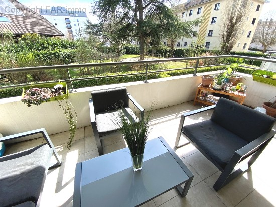 vente appartement ANNECY 4 pieces, 87,37m