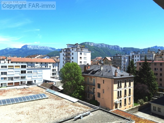 vente appartement ANNECY CENTRE 2 pieces, 43m