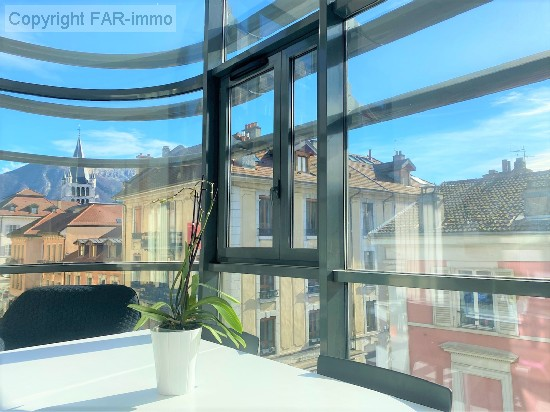 vente appartement ANNECY CENTRE 4 pieces, 115m