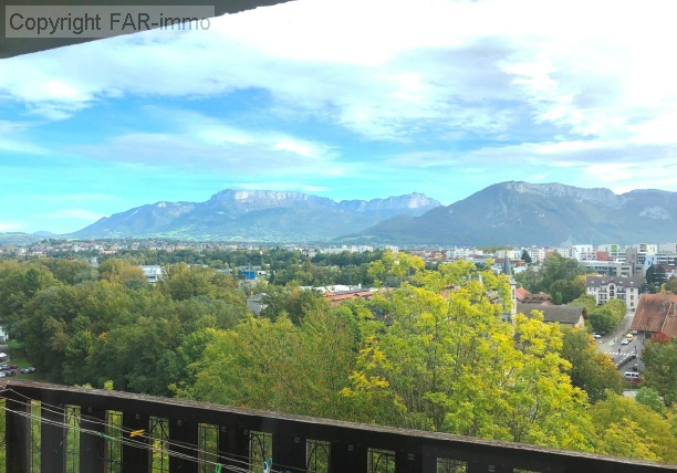 vente appartement ANNECY - MEYTHET 5 pieces, 80m